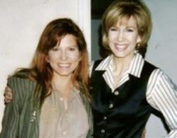 Leeza Gibbons & Barbara Anne Klein