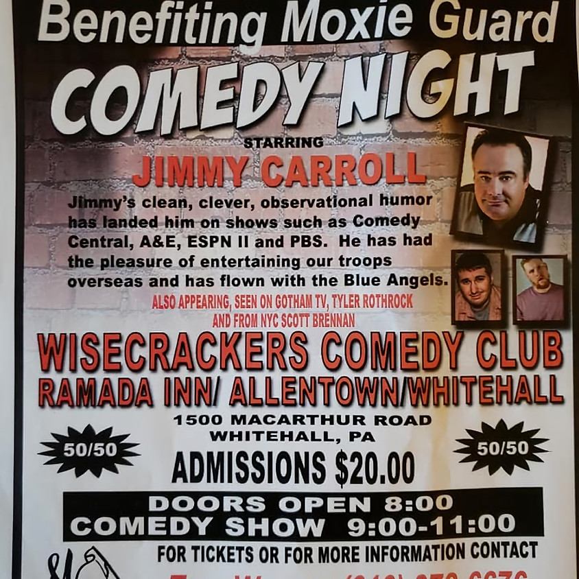 Comedy Night with Jimmy Carroll