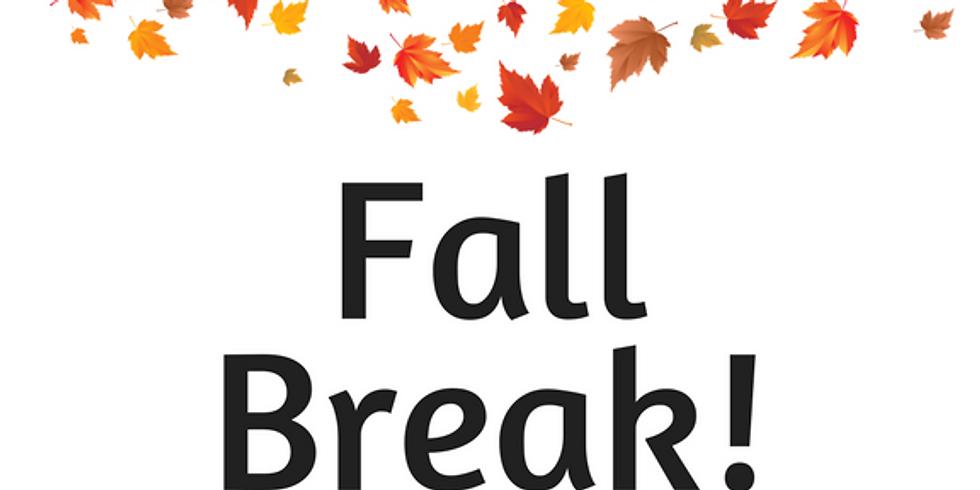 No School-Fall Break