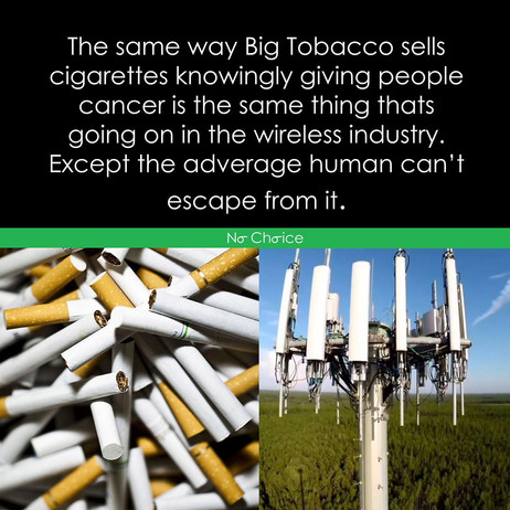 Doctors used to PR for the Tobacco industry, is the same trick being used for the wireless industry?