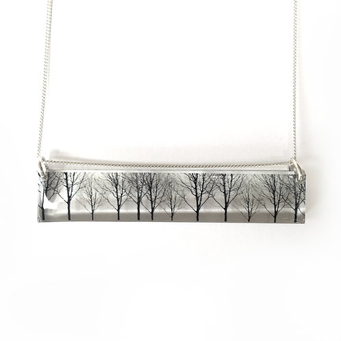Landscape Trees Pendant