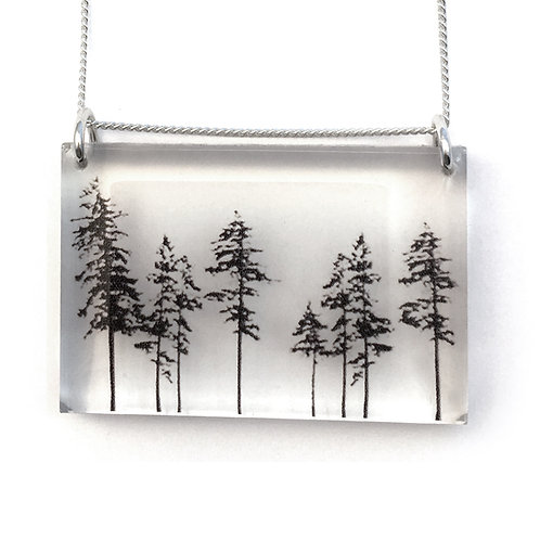 Side Forest Pendant