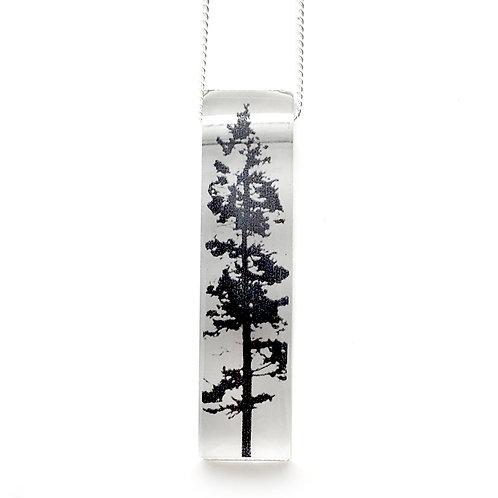 Skinny Forest Pendant