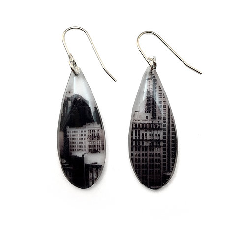 Drip City Earrings