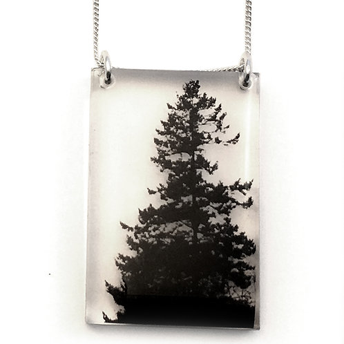 Tall Fir Pendant