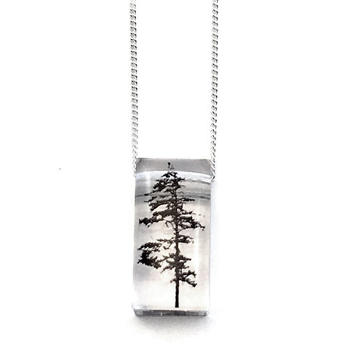 Tiny Forest Pendant