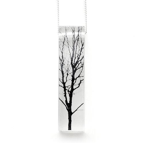 Skinny Tree Pendant (W)