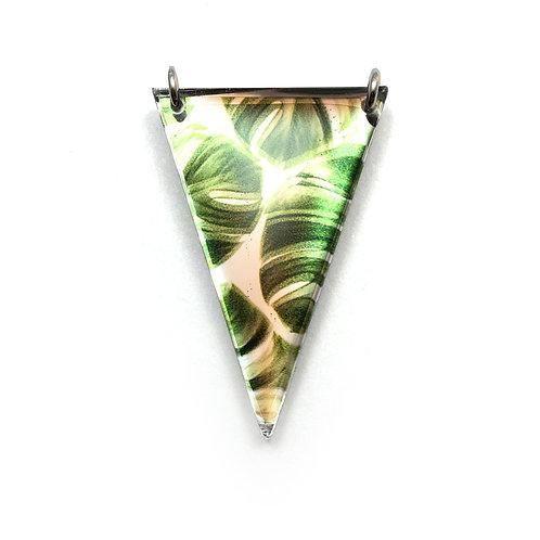 Mirror Triangle Palm 1 Pendant