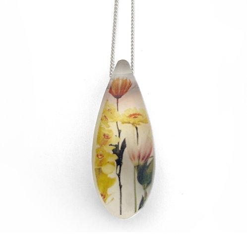 Drip Bouquet Necklace (W)