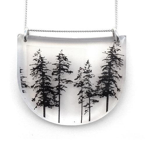 Drop Forest Pendant