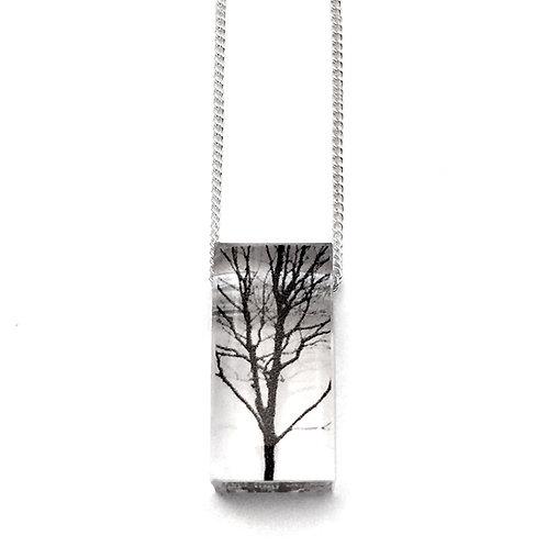 Tiny Tree Pendant (W)