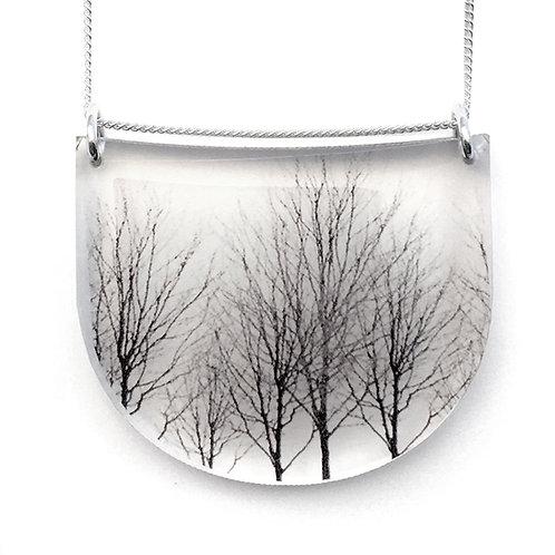 Drop Trees Pendant