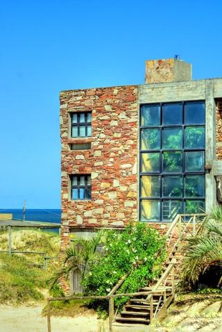 Punta del Diablo, Uruguay L'estetica di libertà