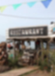 restaurante praia punta del diablo