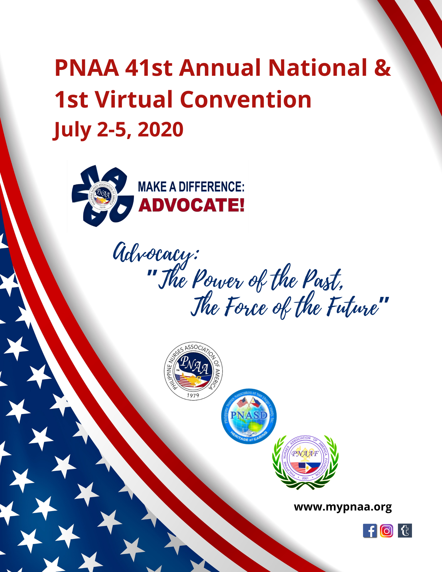 PNAA 41st Virtual Convention