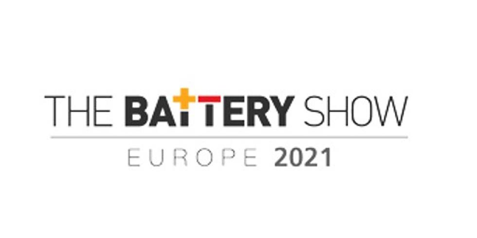 The Battery Show 2021 in Stuttgart (DE), Nov 30 - Dec 02, 2021