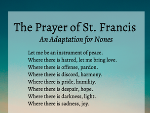 The Prayer of St. Spurious