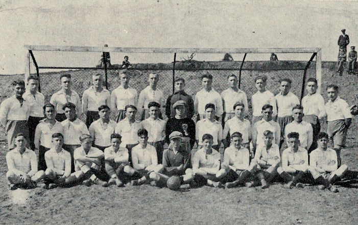 3 Meistermannschaften 1930