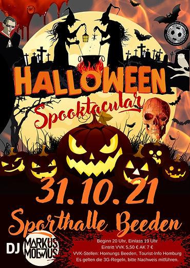 Halloween Spooktacular Homburg