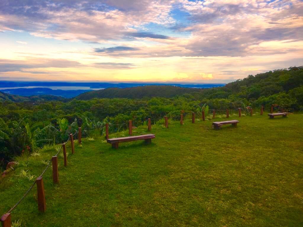 Sunset View in Monteverde