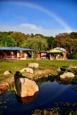 Open Area Cafe and Reception Garden