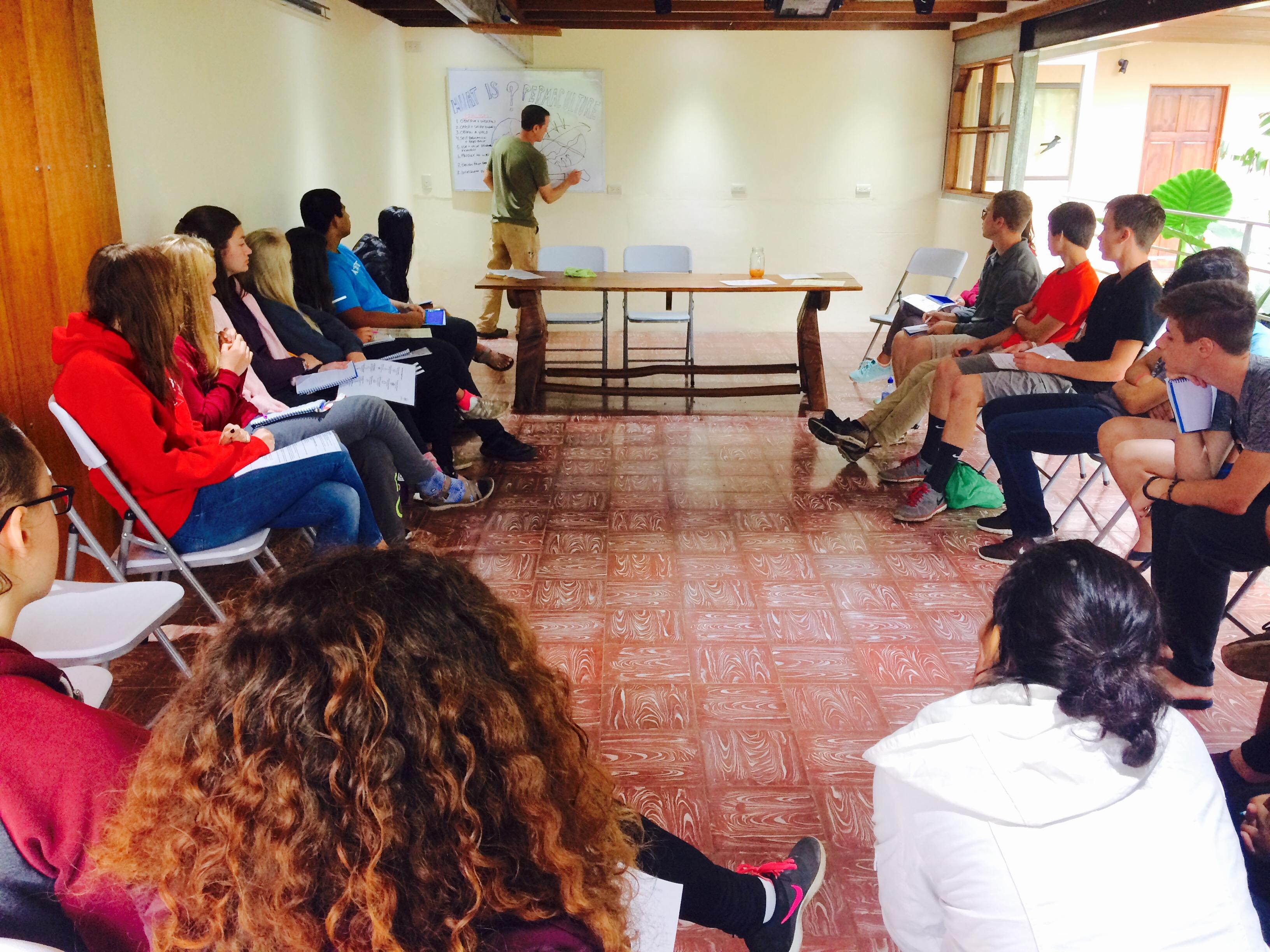 Classroom rental Monteverde