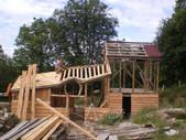 Eco building at Lammas