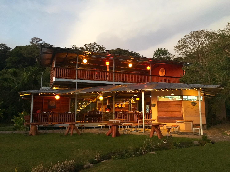 monteverde restaurant