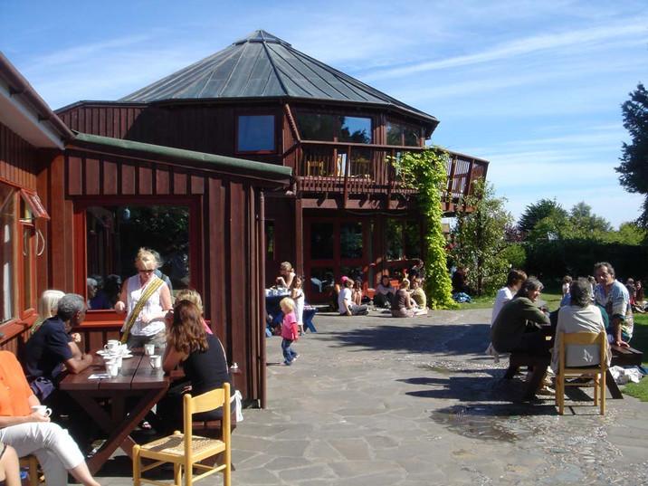 Findhorn Community Cafe