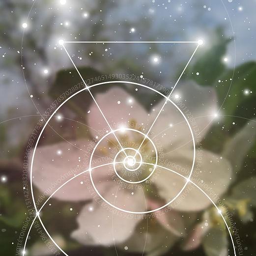 Sacred geometry. Mathematics, nature, a