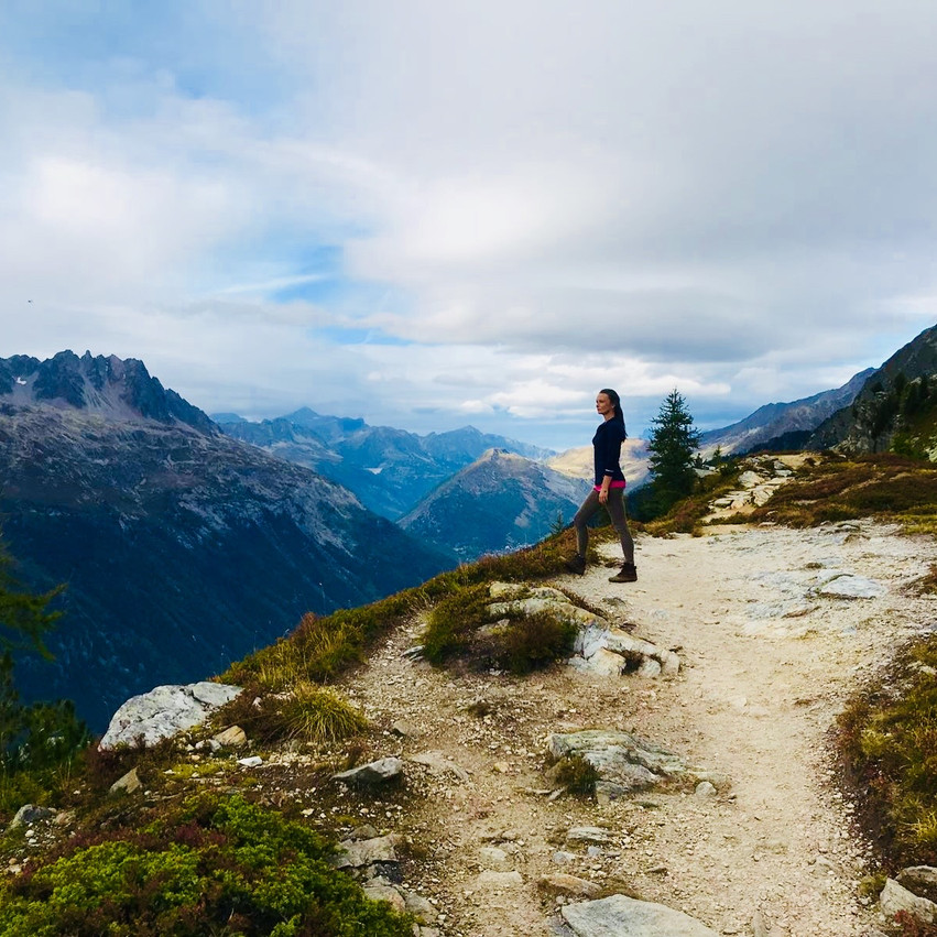 Vision Quest Alps