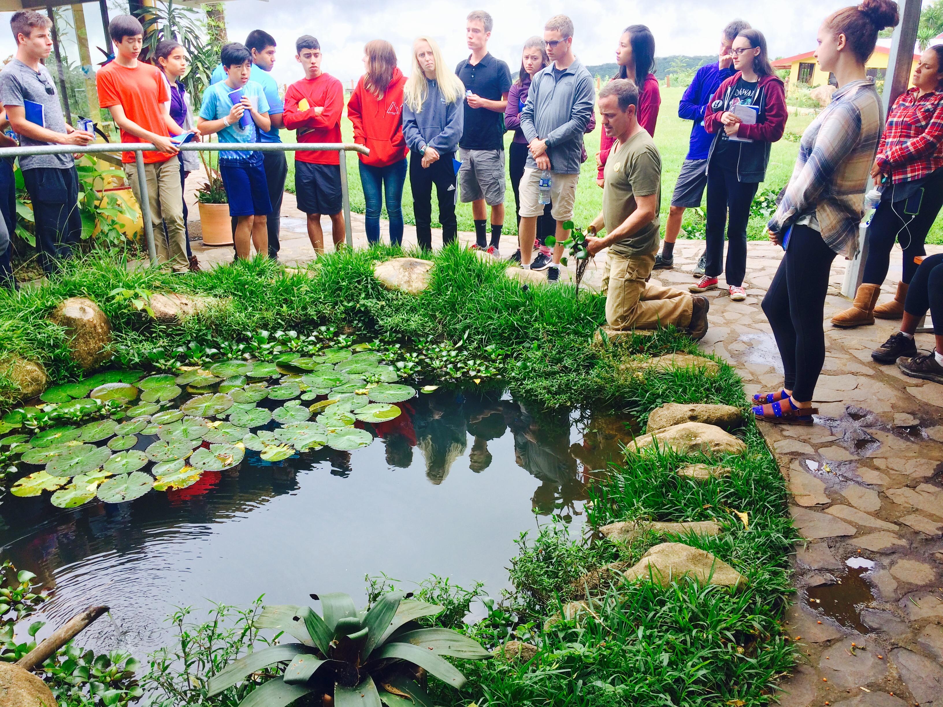 Taller de permacultura Monteverde