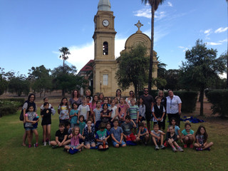 School Camp at New Norcia