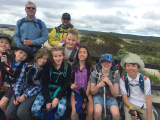 Cape to Cape Challenge - Year 6 Vision Quest