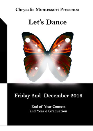 """End of Year Concert """"Let's Dance"""""""