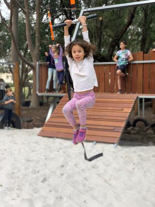 Flying Fox Launch - Playground