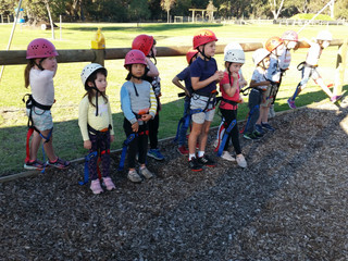 Lower Primary Camp - Swan Valley Adventure Centre