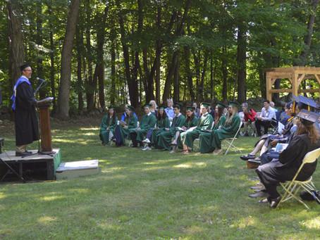 Headmaster's Graduation Address 2020