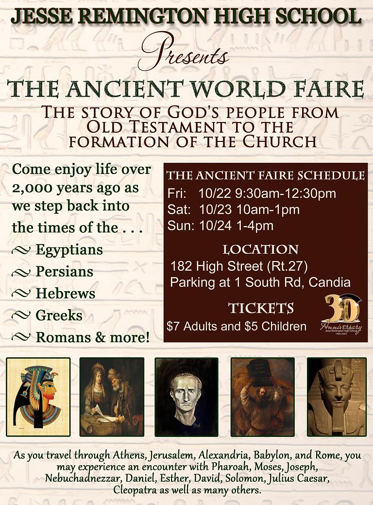 Ancient World Fair