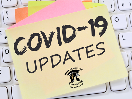 Jesse Remington High School shifts to Remote Learning due to Covid 19 Outbreak