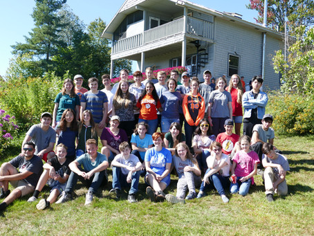 Fall Mountain Retreat 2018 | Camp Shiloh
