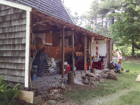 Summer Renovation Project Update