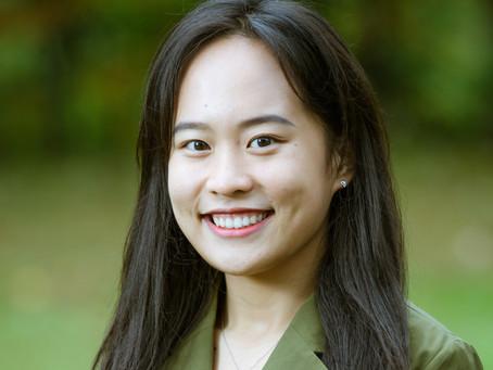 Senior Feature: Louise Xu