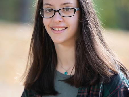 Senior Feature: Elizabeth Galatis
