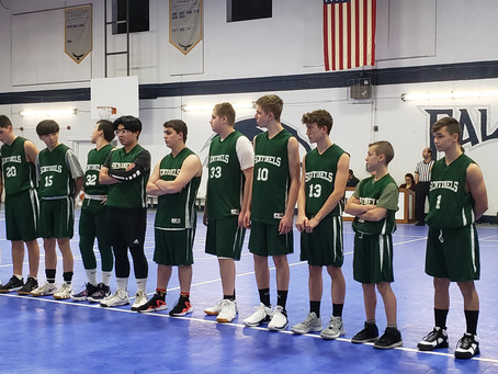 JRHS Sentinels Basketball Teams Prepare for Playoffs