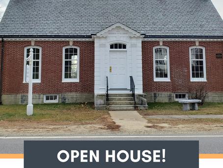 Smyth Memorial Building Open House Saturday 6/26 - Come Visit!