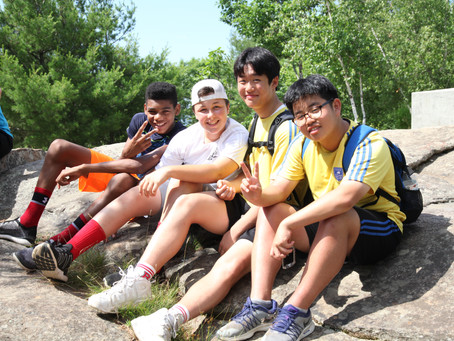 JRHS concludes First Annual Korean Summer Language and Culture Institute