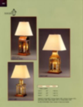 19217, 39507, 50917 Table Lamp, Table Lantern