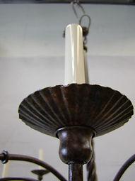 Genie House custom chandalier