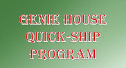 Genie House Lantern Quick Ship Program